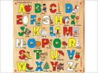 Alphabet Teaching Games