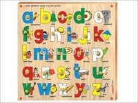 Small Alphabet Teaching Games