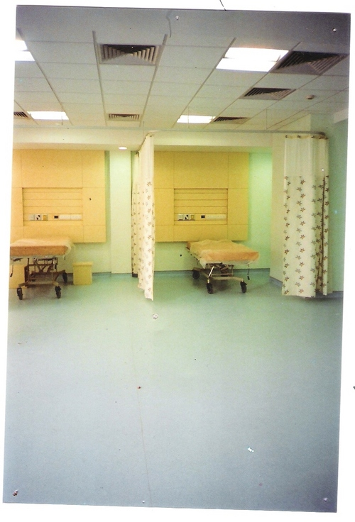 Hospital Bedside Screens