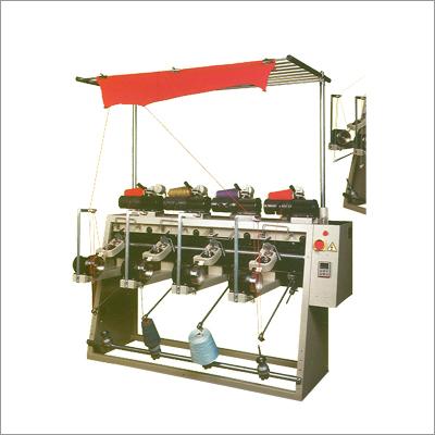 Deknitting Machine
