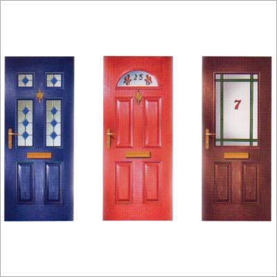 UPVC Glass Doors