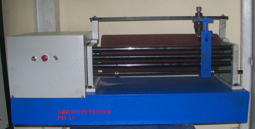 Abrasion Tester Machine