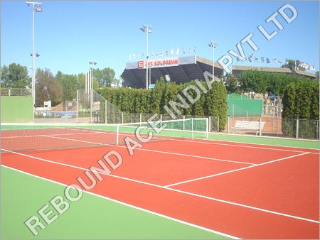 Synthetic Sport Ground Flooring