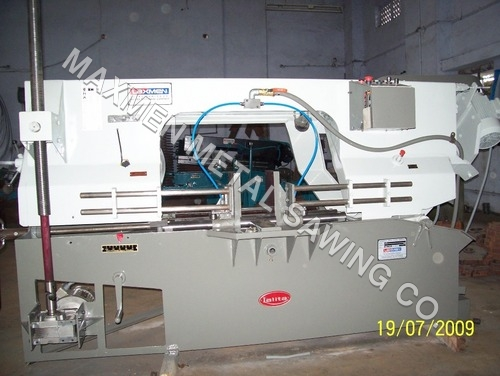 Steel Cutting Bandsaw Machine