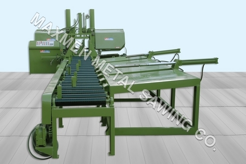 Fully Automatic Double Column Bandsaw Machine