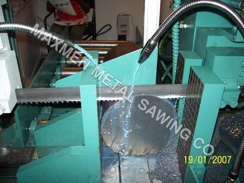Horizontal Metal Cutting Bandsaw