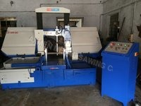 Metal Cutting Hacksaw/Bandsaw Machine