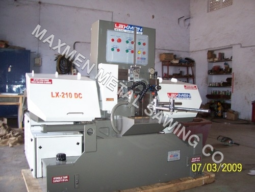Industrial Band Saw Machine
