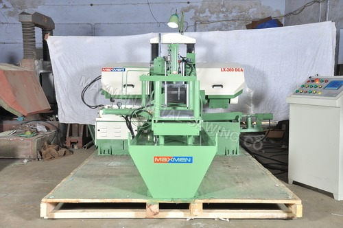 Bandsaw Machine With Feeder