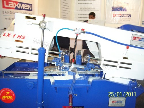 Mass Production Bandsaw Machine