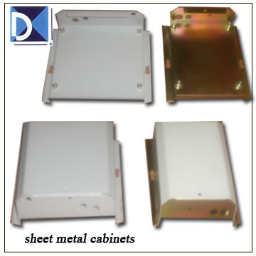 Sheet Metal Electronic Cabinet