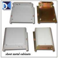 Sheet Metal Electronic Cabinet