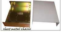 Sheet Metal Electronic Chassis