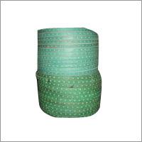 Green Perforated V Belt