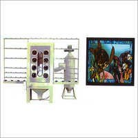 Glass Sand Blasting Machines