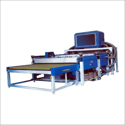 Glass Washing Horizontal Machine