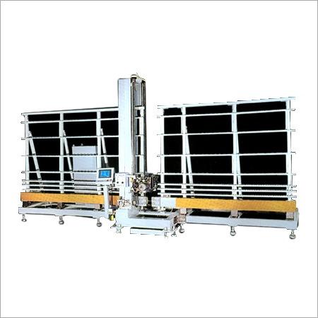Glass Vertical Drilling Machine
