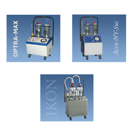 Hospital Suction Units