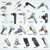 Stainless Steel Panel Key Locks