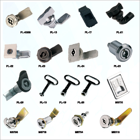 Stainless Steel Panel Keys