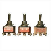 Industrial Toggle Switches