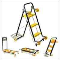 HR Pipes used in Ladders