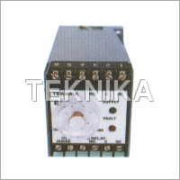 Frequency Relay (TE 700)