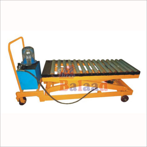 Die Loader And Roller Lift Table