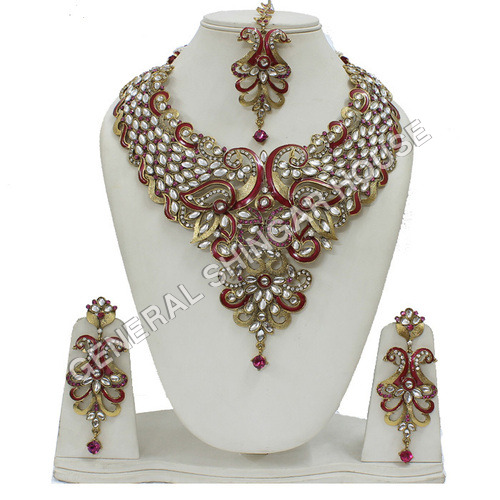 Artificial Jewelry Set