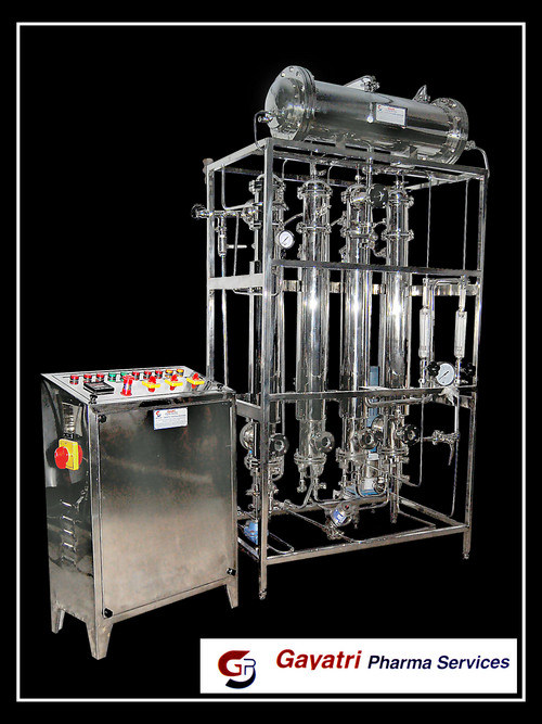 Multi Column Distilled Water Plant