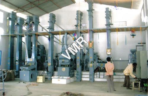 Dal Making Mill Plant