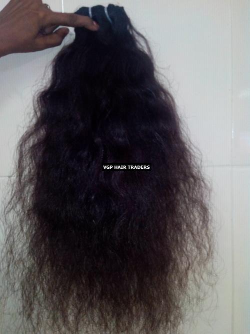 Virgin Hair Machine Weft