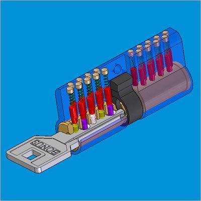 Lock Cylinder Pins