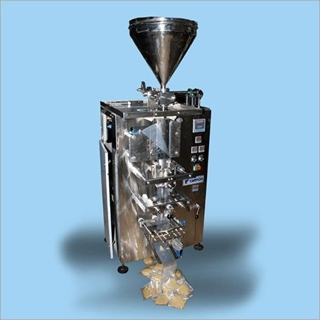 Ginger Garlic Paste Packing Machine
