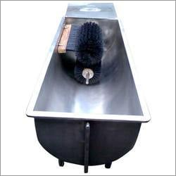 Industrial Can Scrubber