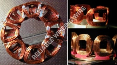 Enamelled Round Copper Winding Wire