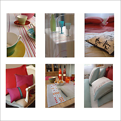Home Textile from Linen