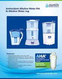 Anti Oxident Alkaline Water Jug