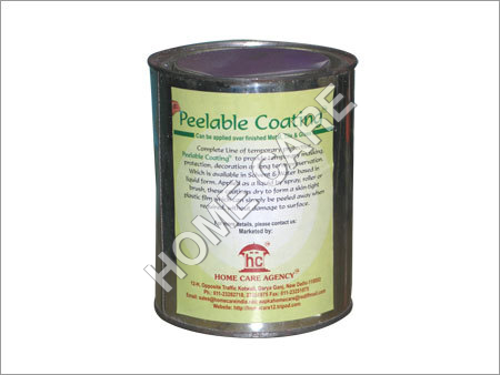Peelable Coating