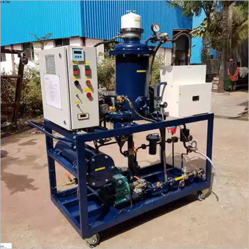 Industrial Oil Purification Machine