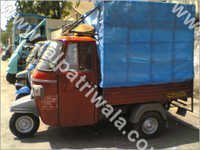 Three Wheeler Tarpaulin Covers