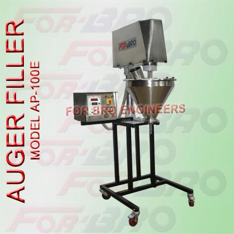 Augar Filler Machine
