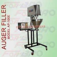 SS Auger Filler Machine