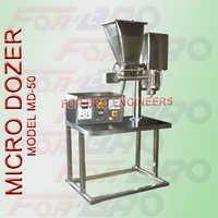 Microdozer Machine