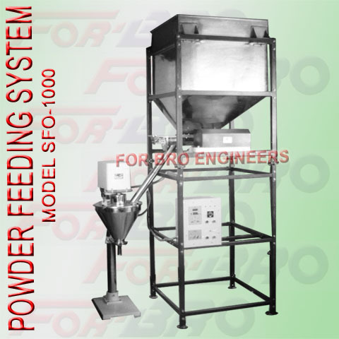 Powder Feeding System