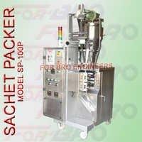 Industrial SS Sachet Packer Machine