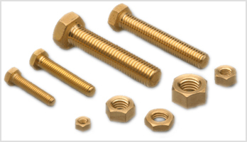 Brass Nuts & Bolts