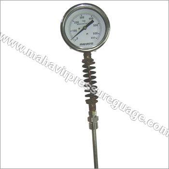 Anti Vibration Thermometer