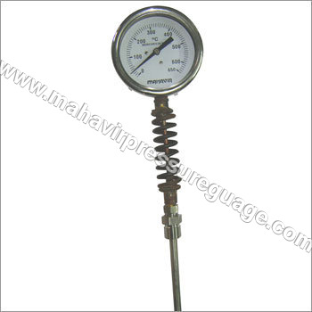 Anti Vibration Thermometer