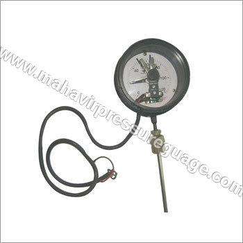 Contact Type Thermometer